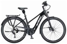 e-Trekkingbike KTM MACINA TOUR CX 610 D black