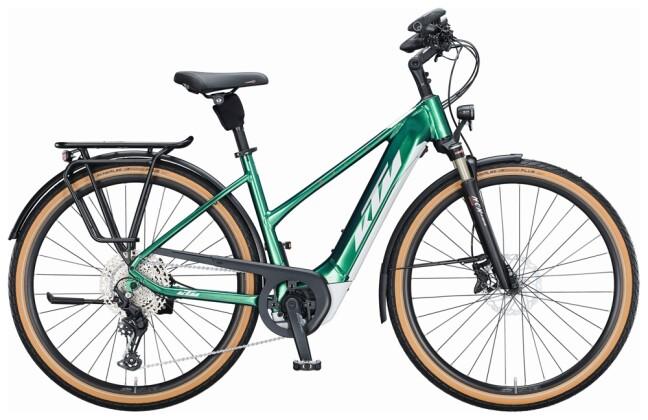 e-Trekkingbike KTM MACINA STYLE 620 D green 2021