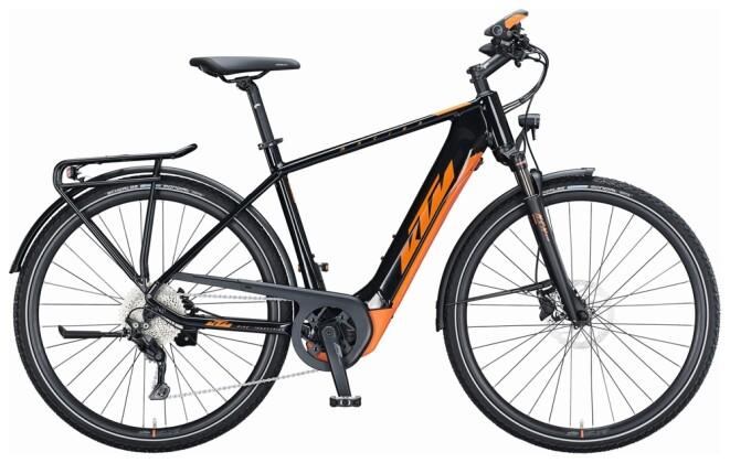 e-Trekkingbike KTM MACINA SPORT 630 H green 2021