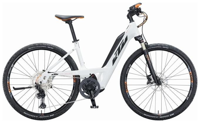 e-Mountainbike KTM MACINA CROSS 610 PTS 2021
