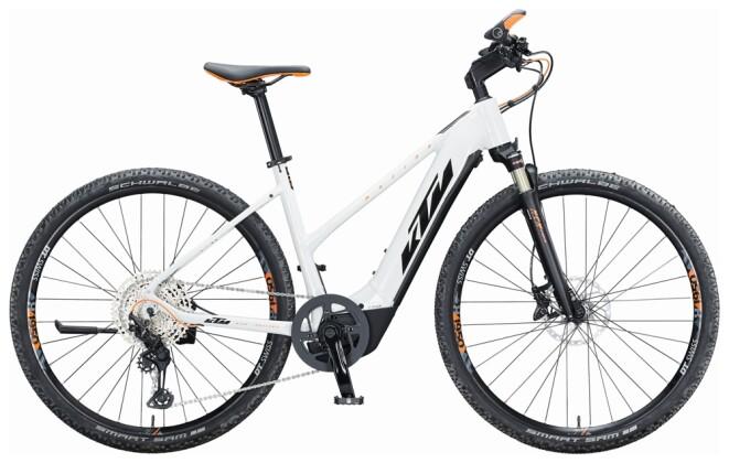 e-Mountainbike KTM MACINA CROSS 610 D 2021