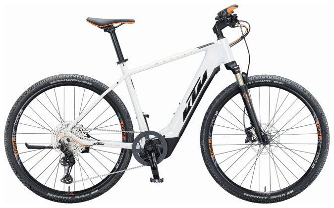 e-Mountainbike KTM MACINA CROSS 610 H 2021
