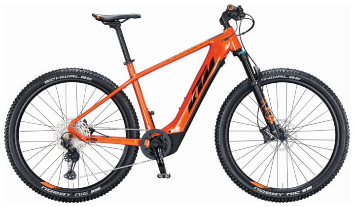 e-Mountainbike KTM MACINA TEAM 291 2021