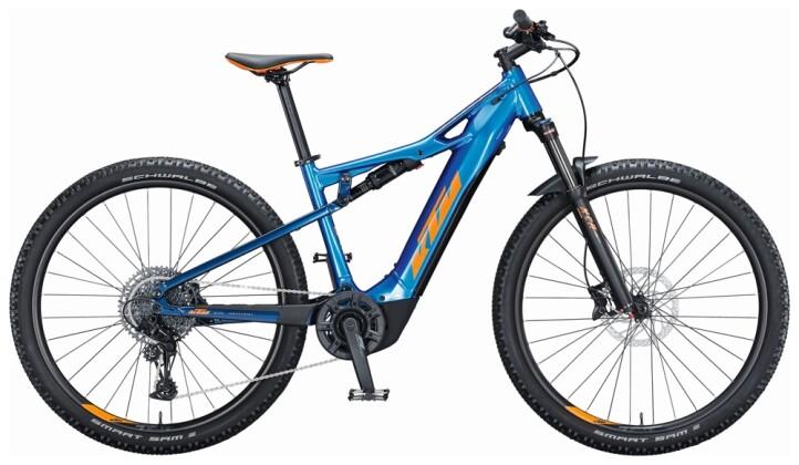 e-Mountainbike KTM MACINA CHACANA 294 2021