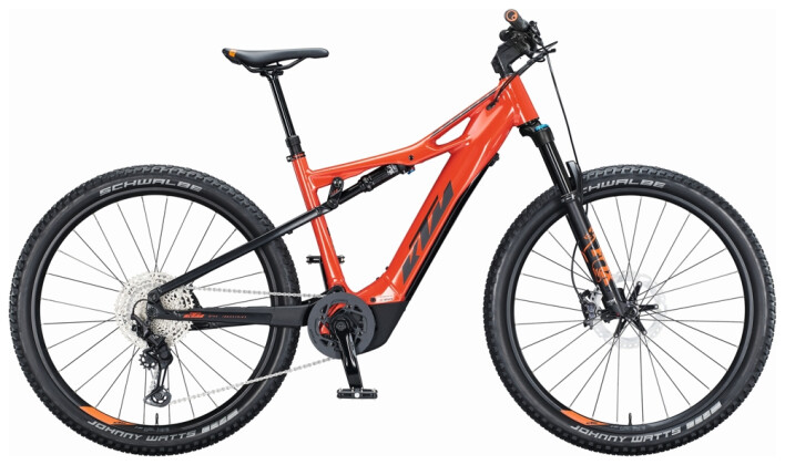 e-Mountainbike KTM MACINA CHACANA 291 2021