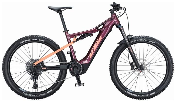 e-Mountainbike KTM MAC LYCAN 272 GLORIOUS 2021