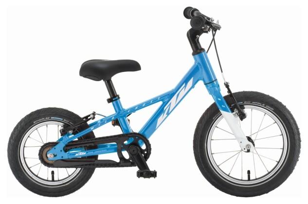 """Kinder / Jugend KTM WILD CROSS 12"""" blue 2021"""