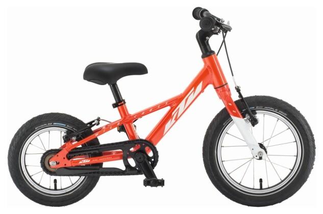 """Kinder / Jugend KTM WILD CROSS 12"""" orange 2021"""