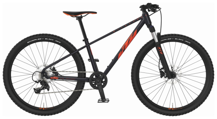 Kinder / Jugend KTM WILD SPEED DISC 26 2021