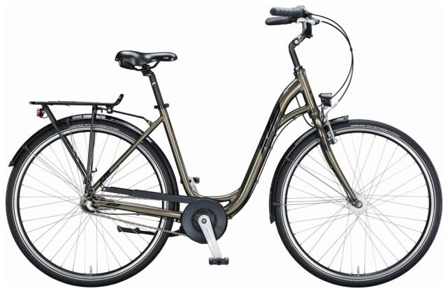 Citybike KTM CITY FUN 28 D-W oak 2021