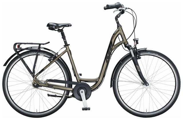 Citybike KTM CITY LINE 28 D-W oak 2021