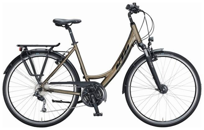 Trekkingbike KTM LIFE TIME E oak 2021