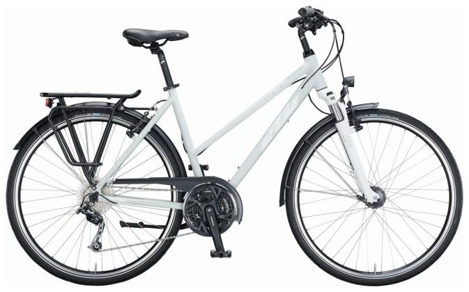 Trekkingbike KTM LIFE TIME D lightgrey 2021