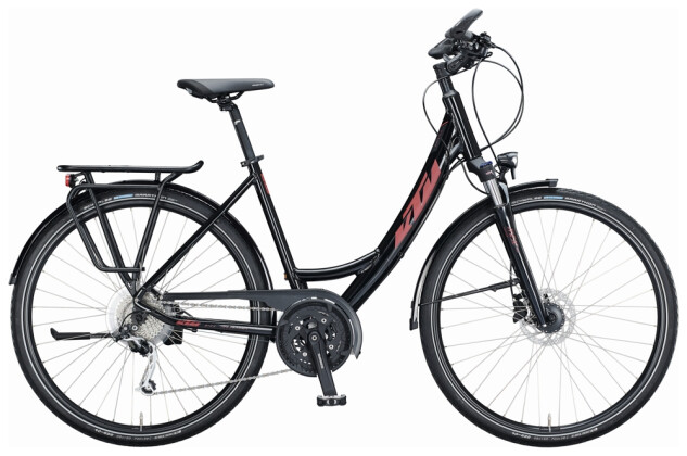 Trekkingbike KTM LIFE SPACE E 2021