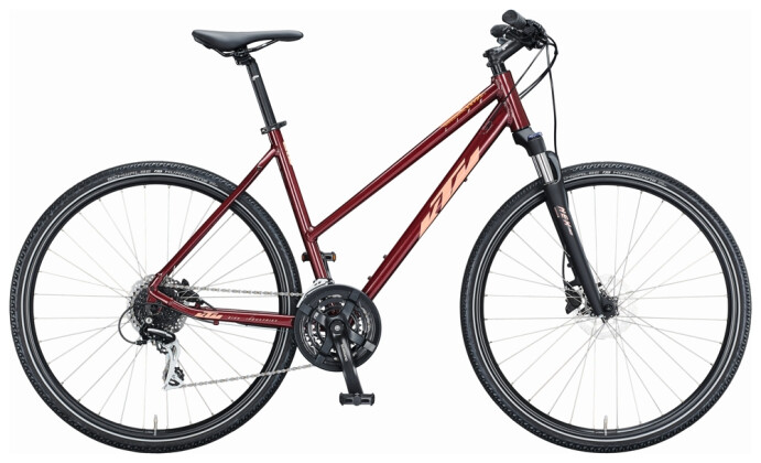 Crossbike KTM LIFE TRACK D red 2021