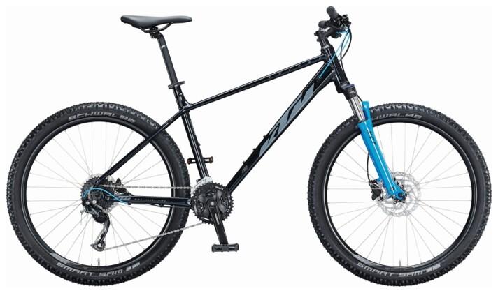 Mountainbike KTM CHICAGO DISC 271 black 2021
