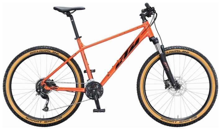 Mountainbike KTM CHICAGO DISC 271 orange 2021
