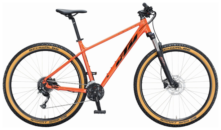 Mountainbike KTM CHICAGO DISC 291 orange 2021
