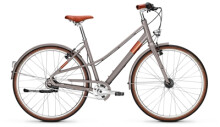 Citybike Raleigh HALIFAX 8 Mixte grey