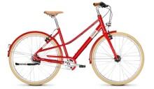 Citybike Raleigh HALIFAX 8 Mixte firered
