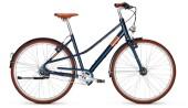 Citybike Raleigh HALIFAX 8 Mixte blue