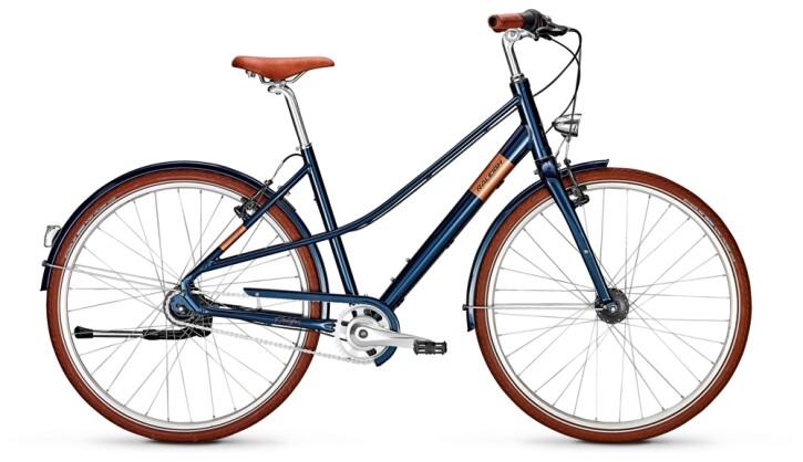 Citybike Raleigh HALIFAX 8 Mixte blue 2021