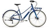 Urban-Bike Raleigh HALIFAX 9 Mixte blue