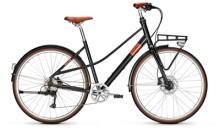 Urban-Bike Raleigh HALIFAX 9 Mixte magicblack