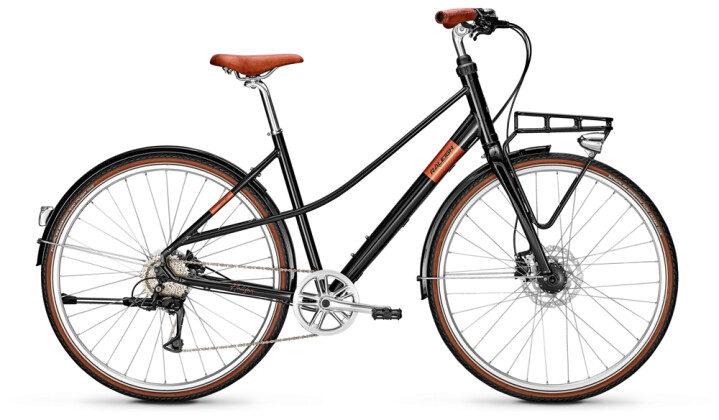 Urban-Bike Raleigh HALIFAX 9 Mixte magicblack 2021