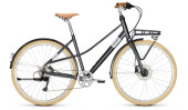 Urban-Bike Raleigh HALIFAX 9 Mixte diamondblack