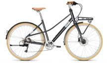 Urban-Bike Raleigh HALIFAX 9 Mixte diamondblack