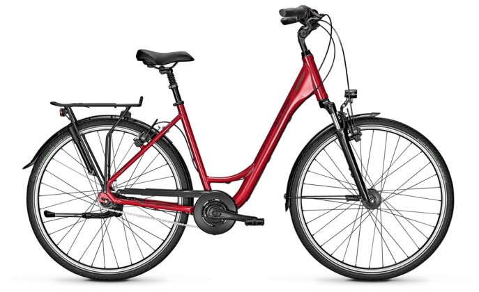 Citybike Raleigh ROAD CLASSIC 7 Wave red 2021