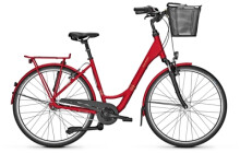 Citybike Raleigh UNICO LIFE Wave red