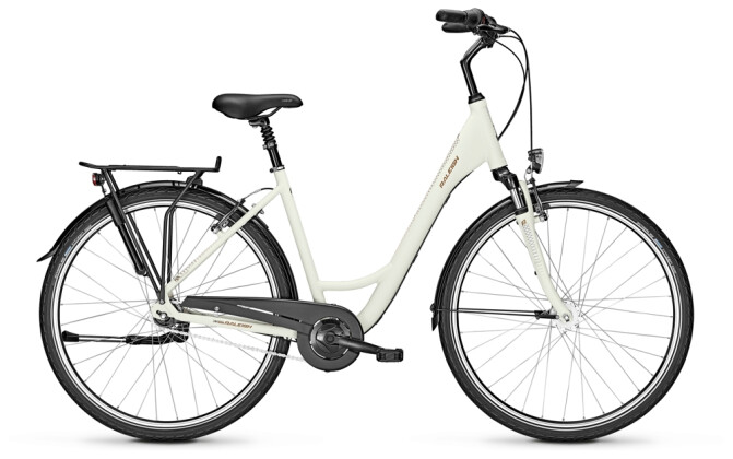 Citybike Raleigh CHESTER 7 Wave white 2021