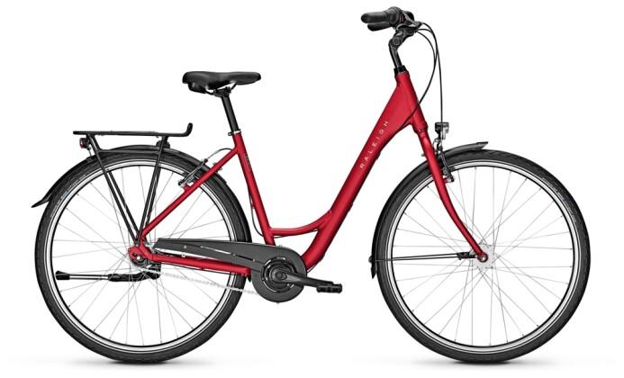Citybike Raleigh DEVON 7 Wave red 2021