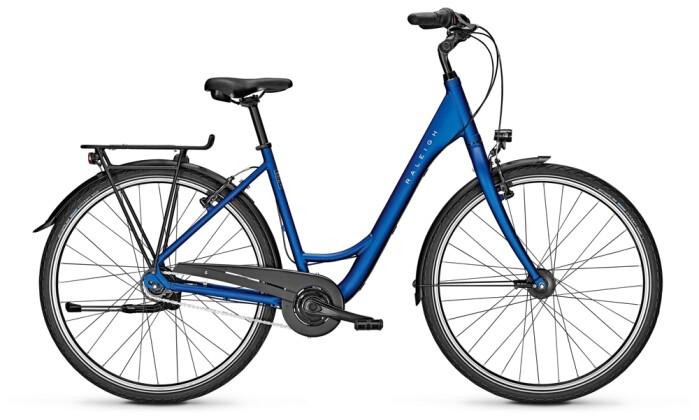Citybike Raleigh DEVON 8 Wave blue 2021