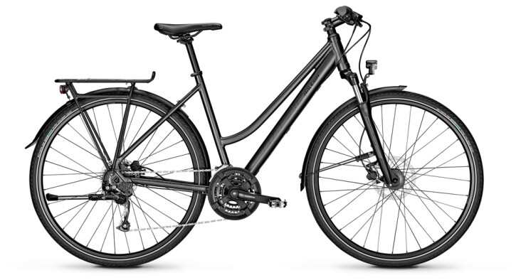 Trekkingbike Raleigh RUSHHOUR LTD Trapez 2021