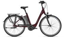 e-Citybike Raleigh CORBY 8 Comfort red