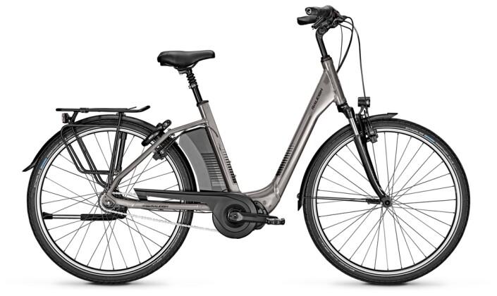 e-Citybike Raleigh CORBY 8 Comfort grey 2021