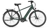 e-Citybike Raleigh SHEFFIELD 8 Diamond green