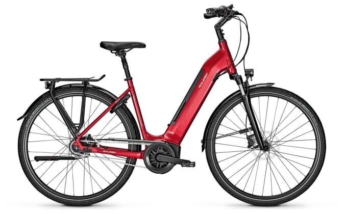 e-Citybike Raleigh BRISTOL 8 Wave red 2021