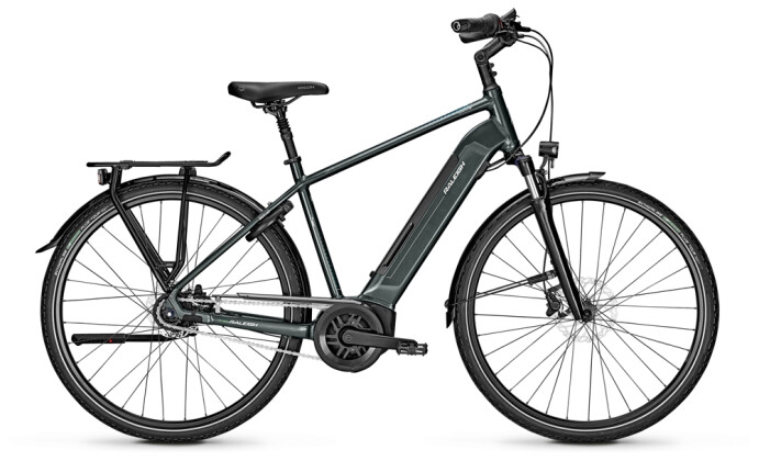 e-Citybike Raleigh BRISTOL 8 Diamond green 2021