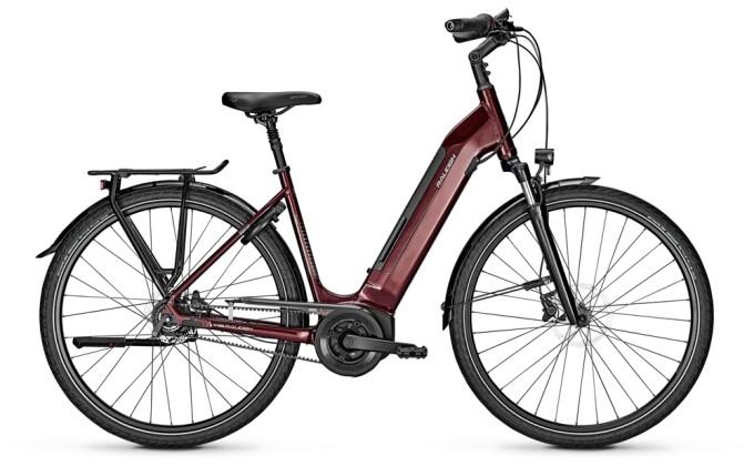 e-Citybike Raleigh BRISTOL PREMIUM Wave red 2021