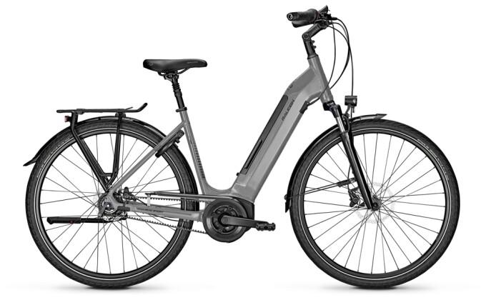 e-Citybike Raleigh BRISTOL PREMIUM Wave grey 2021