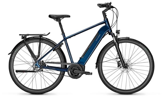 e-Citybike Raleigh BRISTOL PREMIUM Diamond blue 2021