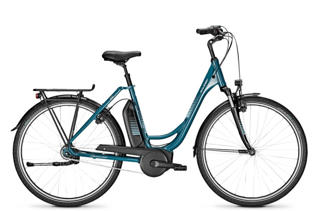 e-Citybike Raleigh JERSEY PLUS Wave blue 2021