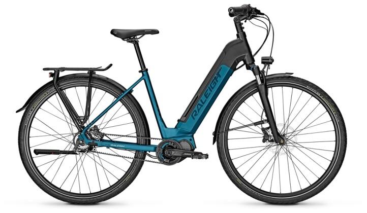 e-Citybike Raleigh PRESTON PREMIUM Wave 2021