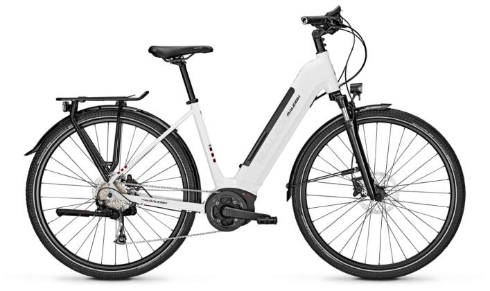 e-Trekkingbike Raleigh KENT 9 Wave white 2021