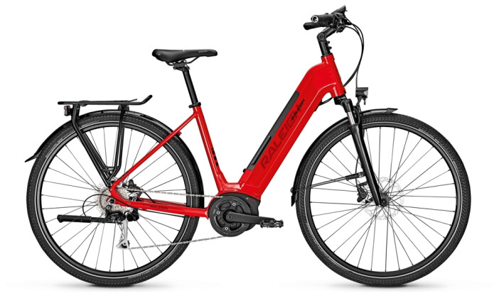 e-Trekkingbike Raleigh KENT 9 Wave red 2021