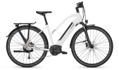 e-Trekkingbike Raleigh KENT 9 Trapez white